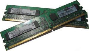 Main Memory or Random Access Memory (RAM)